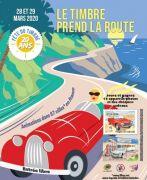 Fête du Timbre à Vandoeuvre-lès-Nancy 54500 Vandoeuvre-lès-Nancy du 28-03-2020 à 09:00 au 29-03-2020 à 17:00