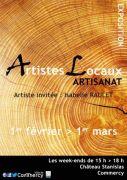 Exposition Artistes à Commercy 55200 Commercy du 01-02-2020 à 15:00 au 01-03-2020 à 18:00