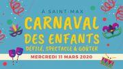 Carnaval à Saint-Max 54130 Saint-Max du 11-03-2020 à 13:00 au 11-03-2020 à 18:00