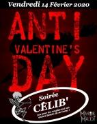 Soirée Anti St-Valentine's Day au Manoir Maudit 88600 Laval-sur-Vologne du 14-02-2020 à 18:30 au 14-02-2020 à 23:30
