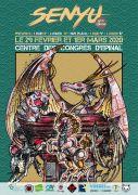 Convention Senyu Culture Japonaise à Epinal 88000 Epinal du 29-02-2020 à 09:00 au 01-03-2020 à 17:00