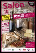 Salon des Vins et Gastronomie Verdun 55100 Verdun du 07-03-2020 à 10:00 au 08-03-2020 à 18:00