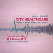 Salon City Healthcare à Nancy
