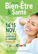Salon Bien-Être et Santé à Lunéville 54300 Lunéville du 14-11-2020 à 10:00 au 15-11-2020 à 19:00