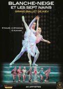 Grand Ballet de Kiev à Bitche Blanche Neige 57230 Bitche du 28-02-2020 à 20:30 au 28-02-2020 à 23:30