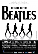 Concert Tribute to The Beatles à Sainte-Marguerite 88100 Sainte-Marguerite du 28-03-2020 à 20:30 au 28-03-2020 à 23:50