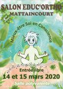 Salon Mieux-être Soi en Conscience à Mattaincourt