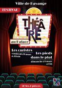 Festival Théâtre à Hayange 57700 Hayange du 27-03-2020 à 20:30 au 29-03-2020 à 17:00
