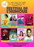Festival d'Humour à Montigny-lès-Metz 57950 Montigny-lès-Metz du 12-03-2020 à 20:00 au 15-03-2020 à 17:00