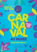Carnaval au Musée à Toul 54200 Toul du 25-02-2020 à 17:00 au 25-02-2020 à 21:30