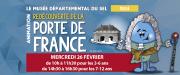 Redécouverte Porte de France à Marsal