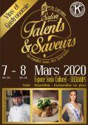 Salon Talents et Saveurs de Lorraine à Seichamps 54280 Seichamps du 07-03-2020 à 10:00 au 08-03-2020 à 19:00