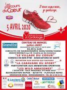 Randonnée Les Parcours du Coeur à Jarny 54800 Jarny du 05-04-2020 à 08:00 au 05-04-2020 à 15:00