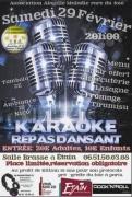 Repas Dansant et Karaoké à Étain 55400 Étain du 29-02-2020 à 20:00 au 29-02-2020 à 23:30