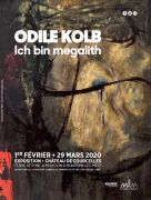 Exposition Odile Kolb à Montigny-lès-Metz 57950 Montigny-lès-Metz du 01-02-2020 à 14:00 au 29-03-2020 à 18:00