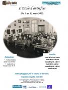 Exposition L'Ecole d'Autrefois à Fameck 57290 Fameck du 03-03-2020 à 09:00 au 12-03-2020 à 16:00