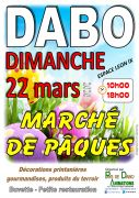 Marché de Pâques à Dabo 57850 Dabo du 22-03-2020 à 10:00 au 22-03-2020 à 18:00
