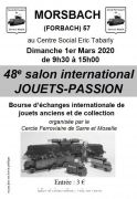 Salon Jouets Passion Morsbach