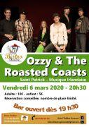 Saint-Patrick au Bistro Théâtre Givrauval 55500 Givrauval du 06-03-2020 à 20:30 au 06-03-2020 à 23:00
