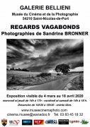 Exposition Regards Vagabonds Sandrine Bronner à Épinal 54210 Saint-Nicolas-de-Port du 04-03-2020 à 14:00 au 18-04-2020 à 18:00