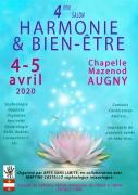 Salon Harmonie et Bien-être à Augny 57685 Augny du 04-04-2020 à 13:30 au 05-04-2020 à 18:00