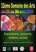 Semaine des Arts Vallée de la Haute-Meurthe 88650 Saint-Léonard du 20-05-2020 à 14:00 au 24-05-2020 à 18:30