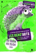 Festival Renc'Arts à Toul 54200 Toul du 08-04-2020 à 14:00 au 25-04-2020 à 18:00