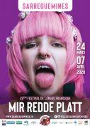 Festival Mir Redde Platt à Sarreguemines 57200 Sarreguemines du 24-03-2020 à 18:30 au 07-04-2020 à 20:00