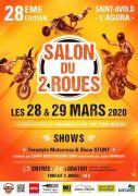 Salon du 2 Roues à Saint-Avold 57500 Saint-Avold du 28-03-2020 à 12:00 au 29-03-2020 à 18:00