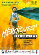 Le Livre à Metz 57000 Metz du 03-04-2020 à 10:00 au 05-04-2020 à 19:00