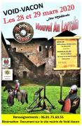 Nouvel An Lorrain Fête Médiévale à Void-Vacon 55190 Void-Vacon du 28-03-2020 à 19:00 au 29-03-2020 à 18:00