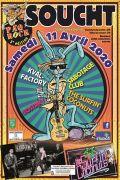Paq'Rock à Soucht 57960 Soucht du 04-04-2020 à 10:00 au 05-04-2020 à 18:00