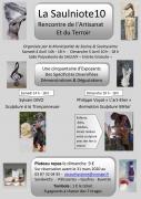 La Saulniote Rencontre de l'artisanat et du terroir à Saulny