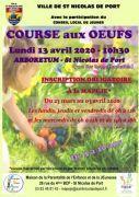 Course aux Oeufs à Saint-Nicolas-de-Port 54210 Saint-Nicolas-de-Port du 13-04-2020 à 10:30 au 13-04-2020 à 12:00