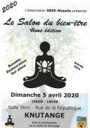Salon du Bien-être à Knutange 57240 Knutange du 05-04-2020 à 10:00 au 05-04-2020 à 18:00