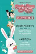 Chasse aux Oeufs à Lunéville 54300 Lunéville du 11-04-2020 à 14:00 au 11-04-2020 à 17:00