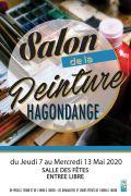 Salon de la Peinture à Hagondange 57300 Hagondange du 07-05-2020 à 09:30 au 13-05-2020 à 18:30