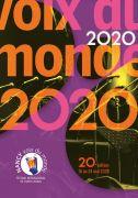 Festival Chant Choral Nancy Voix du Monde Annulé 54000 Nancy du 16-05-2020 à 18:30 au 24-05-2020 à 22:00