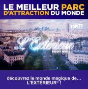 Nouveau Parc d'Attraction l'Extérieur Meurthe-et-Moselle, Vosges, Meuse, Moselle du 04-04-2020 à 10:00 au 04-06-2020 à 19:00