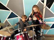 2 Enfants font de la Musique durant le Confinement 55400 Grimaucourt-en-Woëvre du 06-04-2020 à 10:00 au 15-05-2020 à 19:00
