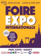 Foire Expo Internationale de Nancy Annulée 54500 Vandoeuvre-lès-Nancy du 30-05-2020 à 11:00 au 08-06-2020 à 20:00