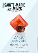 Salon Mineral et Gem Sainte-Marie-Aux-Mines 68160 Sainte-Marie-aux-Mines du 25-06-2020 à 09:00 au 28-06-2020 à 18:00