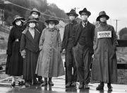 Port du Masque Obligatoire... en 1918 Meurthe-et-Moselle, Vosges, Meuse, Moselle du 30-04-2020 à 10:00 au 20-06-2020 à 19:00