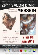 Salon d'Art de Messein Annulé 54850 Messein du 30-05-2020 à 10:00 au 01-06-2020 à 10:00