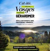 Destination Gérardmer pour l'été 88400 Gérardmer du 15-05-2020 à 10:00 au 20-06-2020 à 19:00