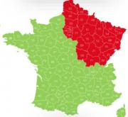 Covid le Grand Est revendique le passage en zone verte Meurthe-et-Moselle, Vosges, Meuse, Moselle du 27-05-2020 à 09:00 au 30-06-2020 à 23:00