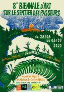 Biennale d'Art sur le Sentier des Passeurs Le Saulcy 88210 Le Saulcy du 28-06-2020 à 10:00 au 06-09-2020 à 18:00