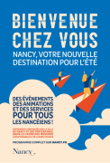 Programme Animations Saison Estivale à Nancy