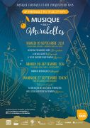 Festival Musique aux Mirabelles à Hattonchâtel 55210 Vigneulles-lès-Hattonchâtel du 19-09-2020 à 20:00 au 27-09-2020 à 22:00