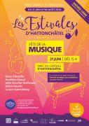 Les Estivales d'Hattonchâtel 55210 Vigneulles-lès-Hattonchâtel du 21-06-2020 à 15:00 au 31-08-2020 à 20:00